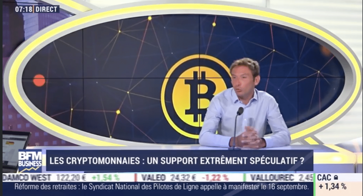 Les cryptomonnaies, un support extrêmement spéculatif ? – 20/08 – Good Morning Business – BFM Business